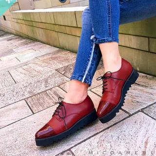 レディー(Rady)のmicoameri ミコアメリ Sサイズ(ローファー/革靴)