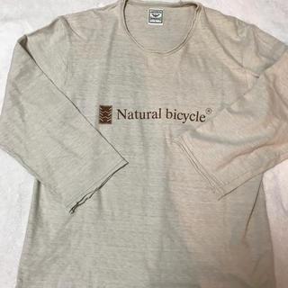 ナチュラルバイシクル(Naturalbicycle)の新品 ナチュラルバイシクル ロンT(Tシャツ/カットソー(七分/長袖))