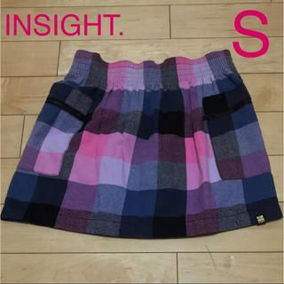 インサイト(INSIGHT)のINSIGHTミニスカート(ミニスカート)