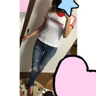 アディダス(adidas)のadidas スポーツウェア ジム ゴルフ ダンス Tシャツ(Tシャツ(半袖/袖なし))