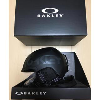 Oakley - 17-18 オークリー スノーヘルメット モッド5 ブラック M