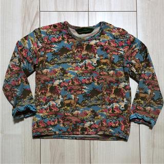 オイリリー(OILILY)のOILILY ロンT サイズ92(Tシャツ/カットソー)