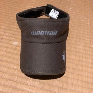 モントレイル(montrail)のmontrail モントレイル バイザー フリー ユニセックス(登山用品)