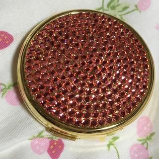 アッシュアンドダイアモンド(ASH&DIAMONDS)のASH & DIAMONDS コンパクトミラー(ミラー)