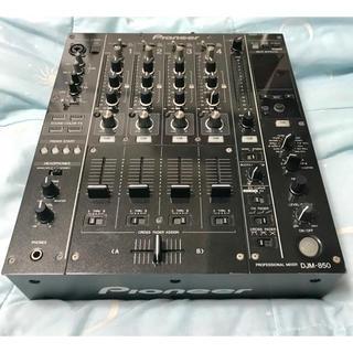 パイオニア(Pioneer)のPioneer DJM850 ミキサー パイオニア Decksaverカバー付(DJミキサー)