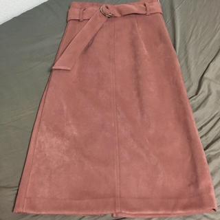 ローズバッド(ROSE BUD)のローズバッド🧡秋冬膝下スカート(ひざ丈スカート)