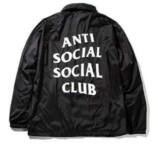 アンチ(ANTI)のAnti Social Social Club Grove Jacket(ナイロンジャケット)