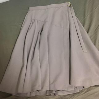 ココディール(COCO DEAL)のココディール🧡ラップフレアスカート(ひざ丈スカート)