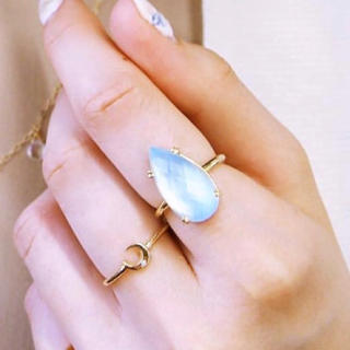 ヨンドシー(4℃)のminy様専用 4℃ K10リング(リング(指輪))