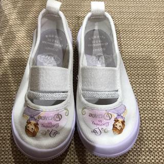 ディズニー(Disney)のソフィア上靴★14センチ(スクールシューズ/上履き)