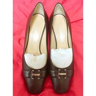 アテストーニ(a.testoni)の◼️a.testoni◼️テストーニ◼️ロゴ◼️パンプス◼️靴袋つき◼️新品◼️(ハイヒール/パンプス)