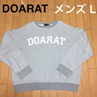 ドゥアラット(DOARAT)のDOARAT スウェット(スウェット)