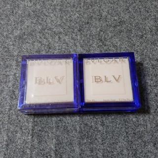 ブルガリ(BVLGARI)の新品   ブルガリのソープ   2個セット(ボディソープ / 石鹸)