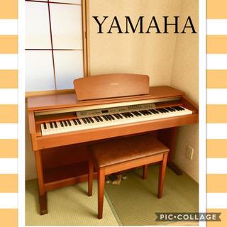 ヤマハ(ヤマハ)の美品❗️ YAMAHAデジタル電子ピアノYDP223(電子ピアノ)