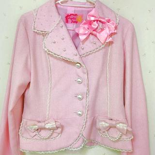 アンジェリックプリティー(Angelic Pretty)のPretty♡スーツのセットアップジャケット(その他)