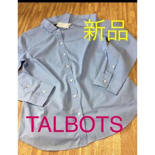 タルボット(TALBOTS)の新品 TALBOTS(シャツ/ブラウス(長袖/七分))