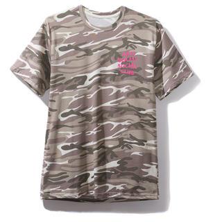 アンチ(ANTI)の新品未開封 assc xxlサイズ ghost camo tee カモ(Tシャツ/カットソー(半袖/袖なし))