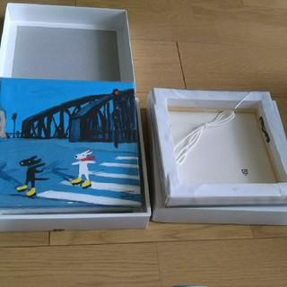 スタディオクリップ(STUDIO CLIP)の新品☆リサトガスパール キャンパスアート(ボードキャンバス)