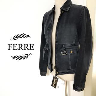 ジャンフランコフェレ(Gianfranco FERRE)のFERRE デニムジャケット(Gジャン/デニムジャケット)