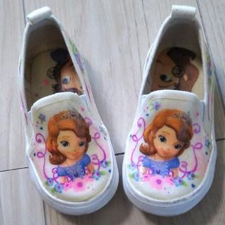 ディズニー(Disney)のソフィア 上靴 シューズ(スリッポン)