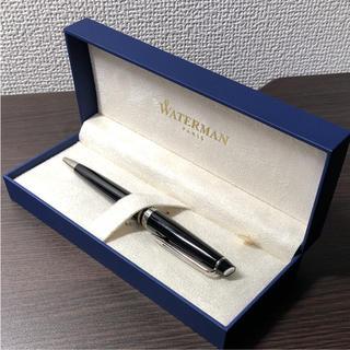 ウォーターマン(Waterman)のWaterman ボールペン(黒) 最終値下げ(ペン/マーカー)
