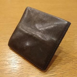 ムジルシリョウヒン(MUJI (無印良品))の無印良品 本革 小銭入れ コインケース(コインケース/小銭入れ)