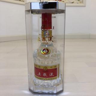 五粮液白酒 WU LIAN GYE 52度 淡香型白酒 500ml (蒸留酒/スピリッツ)