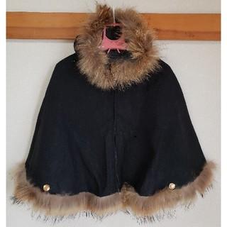 スタイルコム(Style com)のポンチョ コート ジャケット(ポンチョ)