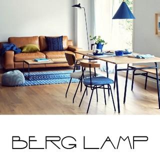 イデー(IDEE)のIDEE  BERG  LAMP Gray   ベルイランブ  (天井照明)
