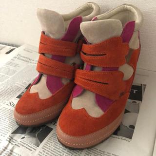 アナスイ(ANNA SUI)のANNA SUIレディースシューズ24.5(ローファー/革靴)