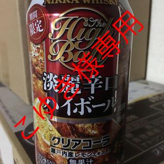 アサヒ(アサヒ)の淡麗辛口ハイボール  クリアコーラ(リキュール/果実酒)