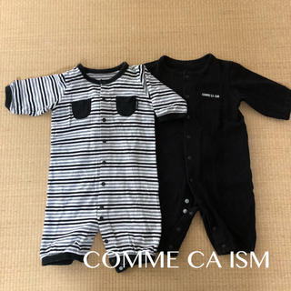 コムサイズム(COMME CA ISM)のcomme  ca ism カバーオール セット(カバーオール)