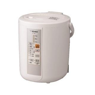 象印 - 象印 スチーム式加湿器 ホワイト EE-RM35-WA