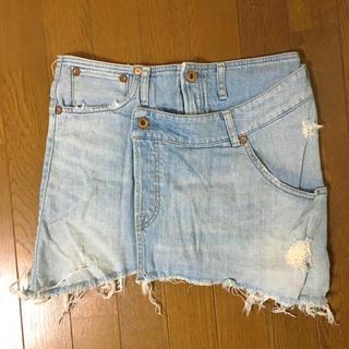 ウエストウッドアウトフィッターズ(Westwood Outfitters)のデニム ミニスカート(ミニスカート)
