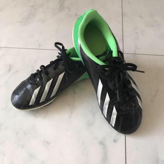 アディダス(adidas)のアディダス サッカースパイク 22.5㎝送料無料!!(サッカー)