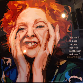 Vivienne Westwood パネルアート(パネル)