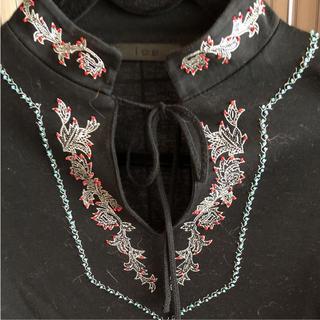 アイシービー(ICB)のデザインシャツ(Tシャツ(半袖/袖なし))