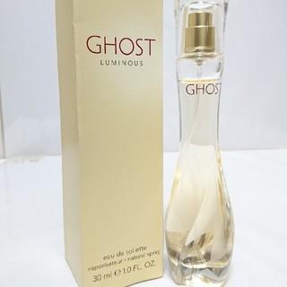 ゴースト(Ghost)のゴースト ルミナス オードトワレ EDT 30ml 送料無料(香水(女性用))
