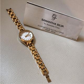 サマンサシルヴァ(Samantha Silva)のサマンサシルヴァ/レディース 腕時計(腕時計)