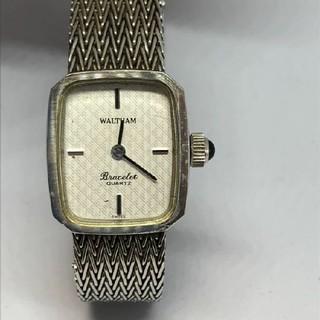 ウォルサム(Waltham)のWALTHAM Braceletクォーツ腕時計  2707010 ジャンク(腕時計)