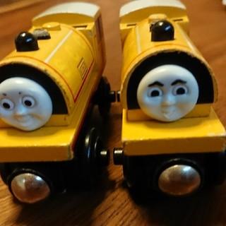シャンタルトーマス(Chantal Thomass)のトーマス木製(電車のおもちゃ/車)