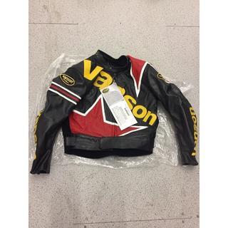 バンソン(VANSON)のVANSON COBRA MK2 バンソン レザー ジャケット バイクライダース(ライダースジャケット)