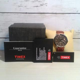 メーカー保証付き TIMEX Waterbury Classic 40mm