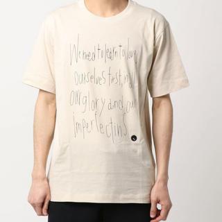 エドウィナホール(Edwina Hoerl)のmy beautiful landlet basic print T-shirt(Tシャツ/カットソー(半袖/袖なし))