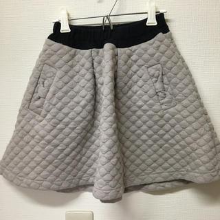 エフオーファクトリー(F.O.Factory)のアプレレクール グレー スカート 130(スカート)