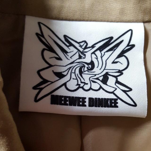 H.P.FRANCE(アッシュペーフランス)のMeeweeDinkee ライダースジャケット 明和電機 レディースのジャケット/アウター(ライダースジャケット)の商品写真