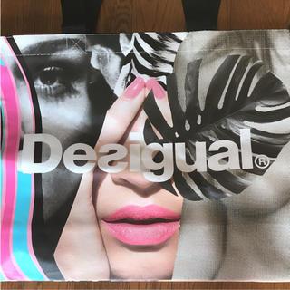 デシグアル(DESIGUAL)のデシグアルペーパーバッグ(ショップ袋)