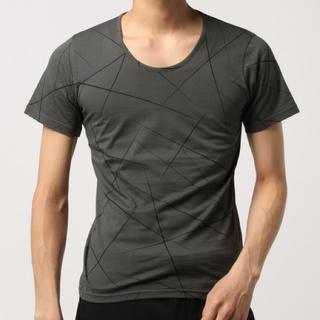 新品 SCHLUSSEL シュリセル メンズ トップス 半袖 Tシャツ M