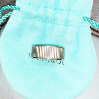 ティファニー(Tiffany & Co.)のティファニー シルバー リング(リング(指輪))