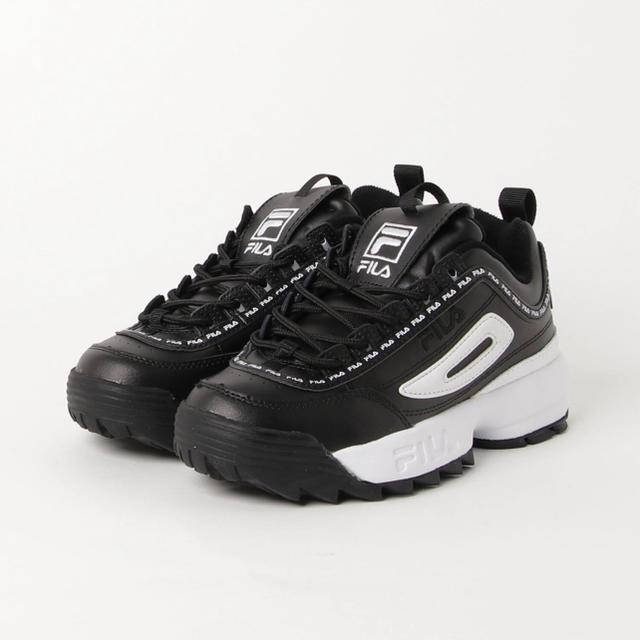 FILA(フィラ)のFILA 靴 レディース レディースの靴/シューズ(スニーカー)